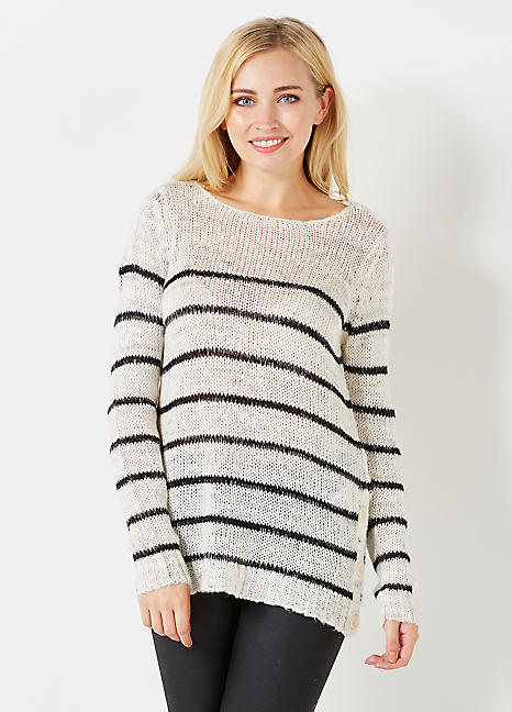 Vero Moda Knitting Yarns : Long sleeved knit by vero moda look again