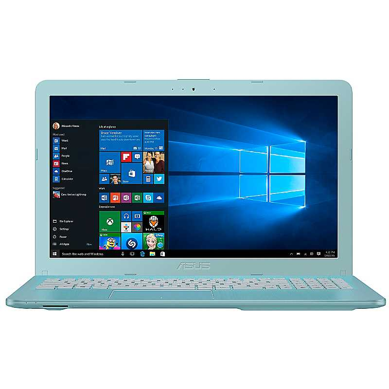 15.6 ins Notebook By Asus - Blue
