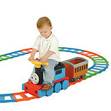 Ride-On Thomas with Track by Thomas The Tank Engine