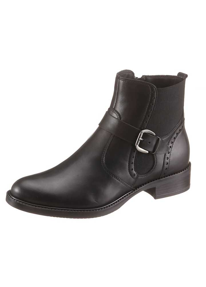 chelsea boots by tamaris look again. Black Bedroom Furniture Sets. Home Design Ideas