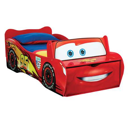 Cars 2 Toddler Bed by Disney